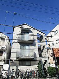京OHBUIII[1階]の外観