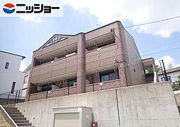 クレストール[2階]の外観