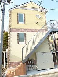 神奈川県横浜市戸塚区吉田町の賃貸アパートの外観