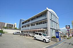 兵庫県姫路市佃町の賃貸アパートの外観
