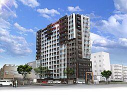 THE SQUARE Platinum Residence[14階]の外観
