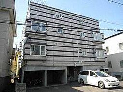 メゾンド東札幌[2階]の外観
