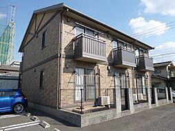岡山県倉敷市水島西寿町の賃貸アパートの外観