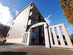 兵庫県神戸市西区玉津町新方の賃貸マンションの外観