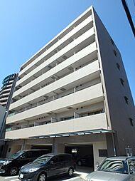 大阪府大阪市東住吉区桑津1の賃貸マンションの外観
