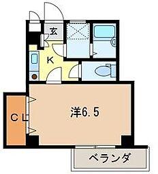 トスカーナ南浦和[5階]の間取り