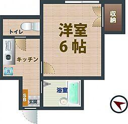 新高円寺駅 6.5万円
