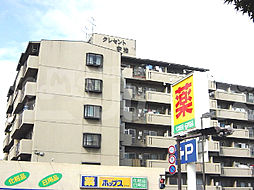 京都府宇治市宇治文字の賃貸マンションの外観