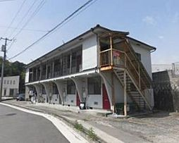 広島県広島市安佐南区長楽寺1丁目の賃貸アパートの外観