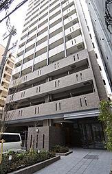 レジディア京町堀[1204号室]の外観
