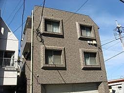 東京都国分寺市東元町4丁目の賃貸マンションの外観