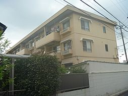 東京都武蔵野市境4丁目の賃貸マンションの外観