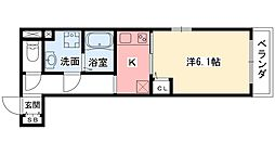 門戸厄神駅 6.4万円