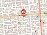 地図,2DK,面積35.64m2,賃料4.6万円,札幌市営東西線 西11丁目駅 徒歩14分,札幌市営東西線 西18丁目駅 徒歩22分,北海道札幌市中央区南九条西12丁目1番43号