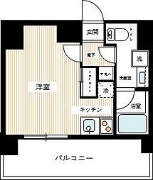 東京都江東区南砂3丁目の賃貸マンションの間取り