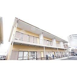 ハイツ松村[F号室]の外観