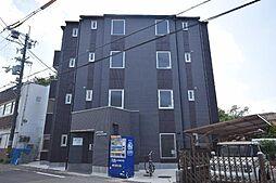 大阪府藤井寺市青山2丁目の賃貸アパートの外観