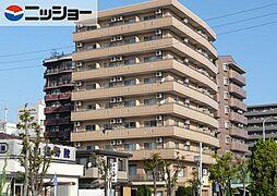 第3さくらマンション中央[3階]の外観