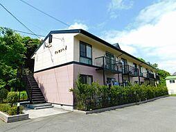 福岡県北九州市門司区大字田野浦の賃貸アパートの外観