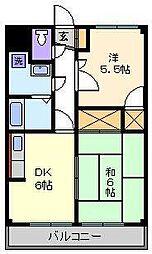 TRTエクセル[2階]の間取り