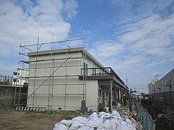 [タウンハウス] 大阪府泉南市新家 の賃貸【/】の外観