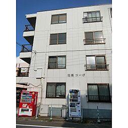 松屋コーポ[301号室]の外観