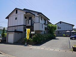 福岡県大野城市川久保2丁目の賃貸アパートの外観