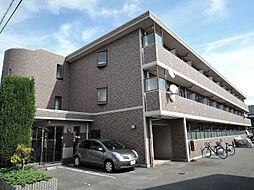 大阪府八尾市東本町1丁目の賃貸マンションの外観