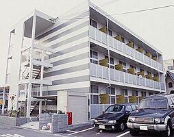 大阪府大阪市鶴見区焼野1丁目の賃貸マンションの外観