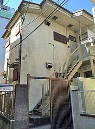 東京都板橋区弥生町の賃貸アパートの外観