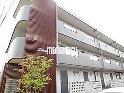 静岡県静岡市清水区蜂ヶ谷南町の賃貸マンションの外観