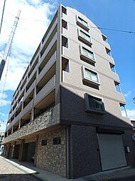 大阪府大阪市東住吉区今川4の賃貸マンションの外観