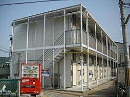 京都府京都市山科区東野森野町の賃貸アパートの外観