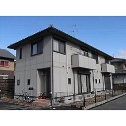 [テラスハウス] 奈良県生駒郡斑鳩町法隆寺 の賃貸【/】の外観