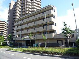 パルファン上野芝II[4階]の外観