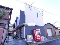 愛知県名古屋市西区枇杷島3丁目の賃貸アパートの外観