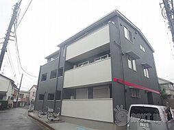 JR南武線 中野島駅 徒歩9分の賃貸アパート