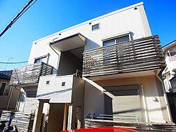 千葉県流山市野々下3の賃貸アパートの外観