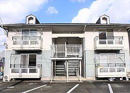 兵庫県豊岡市野上の賃貸アパートの外観