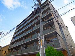 西川口グリーンマンション[5階]の外観