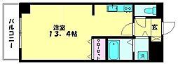 アザレアハイツ葉山[305号室]の間取り