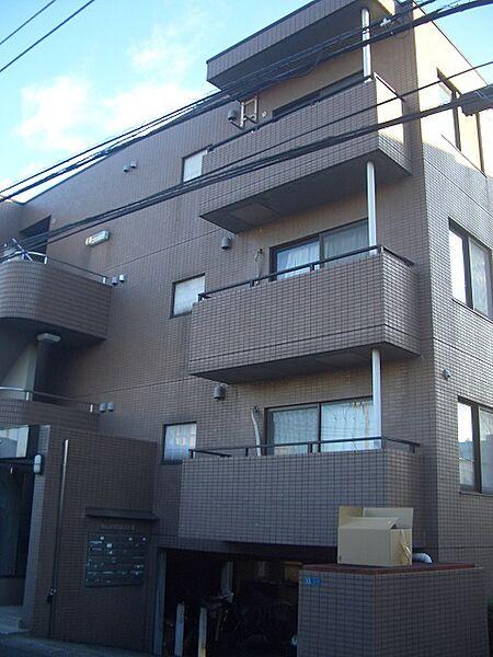 グラスコート向ヶ丘 2階の賃貸【神奈川県 / 川崎市多摩区】