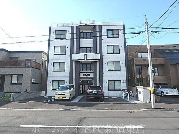北海道札幌市東区北三十七条東17丁目の賃貸マンション