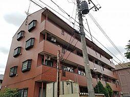 千葉県松戸市中根長津町の賃貸マンションの外観
