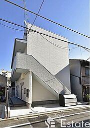 愛知県名古屋市西区天塚町1丁目の賃貸アパートの外観