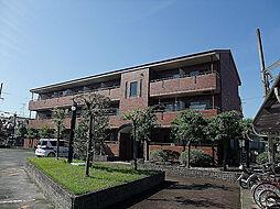 ハイツ池本II[3階]の外観