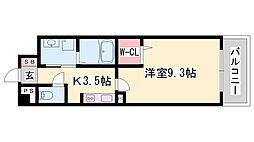 山陽姫路駅 6.6万円