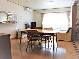 札幌市清田区里塚緑ヶ丘9丁目 4SLDKの居間