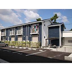静岡県浜松市中区幸4丁目の賃貸アパートの外観