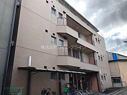 トナミマンション[3階]の外観